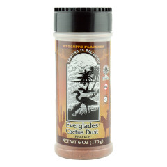 EVERGLADES CACTUS DUST SEASONING 6 OZ SHAKER JAR *FL DC ONLY*