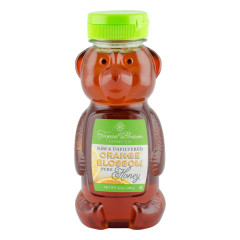 TROPIC BEE ORANGE BLOSSOM 12 OZ BEAR SQUEEZE BOTTLE *FL DC ONLY*