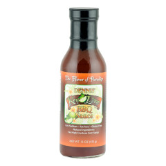 DENNIS' KEY LIME BBQ SAUCE 15 OZ BOTTLE *FL DC ONLY*