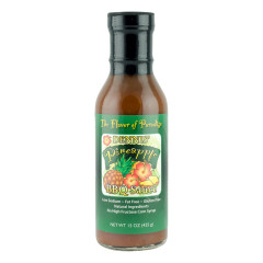 DENNIS' PINEAPPLE BBQ SAUCE 15 OZ BOTTLE *FL DC ONLY*