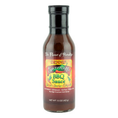 DENNIS' SWEEMOTLE BBQ SAUCE 15 OZ BOTTLE *FL DC ONLY*