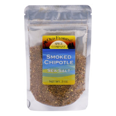 SPICE LAB SMOKED CHIPOTLE SEA SALT 3 OZ POUCH *FL DC ONLY*