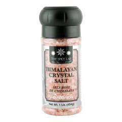 SPICE LAB HIMALAYAN CRYSTAL SALT 1 LB GRINDER *FL DC ONLY*