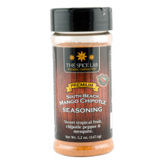 SPICE LAB SOUTH BEACH MANGO CHIPOTLE SEASONING 5.2 OZ SHAKER JAR *FL DC ONLY*