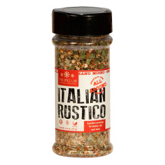 SPICE LAB ITALIAN RUSTICO SEASONING 4 OZ SHAKER JAR *FL DC ONLY*
