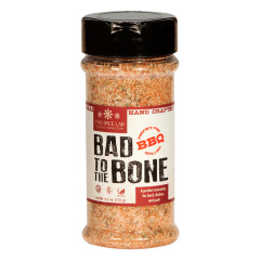 SPICE LAB BAD TO THE BONE SEASONING 4.5 OZ SHAKER JAR *FL DC ONLY*