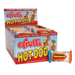 EFRUTTI MINI GUMMY HOT DOG