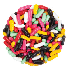 CLEVER CANDY LICORICE PASTELS