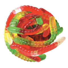 CLEVER CANDY GUMMY WORMS