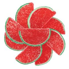 NASSAU CANDY WATERMELON FRUIT SLICES