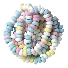 CANDY NECKLACE UNWRAPPED
