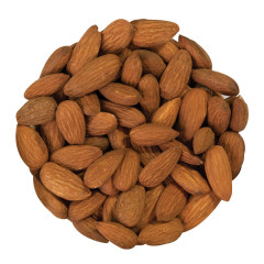 ALMONDS RAW 32/34 CT 6.25 LB