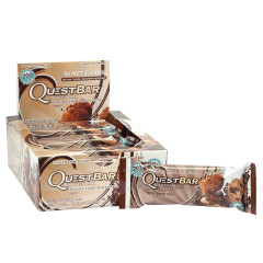 QUEST CHOCOLATE CHUNK PROTEIN BAR 2.1 OZ