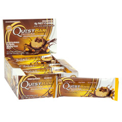 QUEST CHOCOLATE PEANUT BUTTER PROTEIN BAR 2.1 OZ