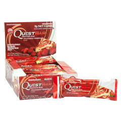 QUEST STRAWBERRY CHEESECAKE PROTEIN BAR 2.1 OZ
