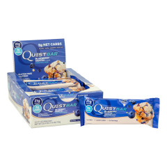 QUEST BLUEBERRY MUFFIN PROTEIN BAR 2.1 OZ