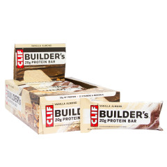 CLIF BUILDER'S VANILLA ALMOND 2.4 OZ BAR