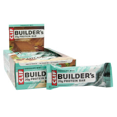 CLIF BUILDER'S CHOCOLATE MINT 2.4 OZ BAR