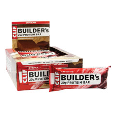 CLIF BUILDER'S CHOCOLATE 2.4 OZ BAR
