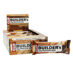 CLIF BUILDER'S CHOCOLATE PEANUT BUTTER 2.4 OZ BAR