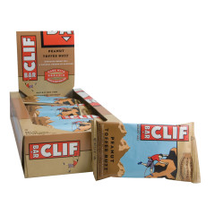 CLIF BAR PEANUT TOFFEE BUZZ 2.4 OZ BAR