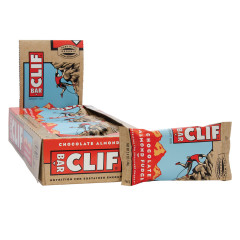 CLIF BAR CHOCOLATE ALMOND FUDGE 2.4 OZ BAR