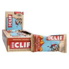 CLIF BAR CRUNCHY PEANUT BUTTER 2.4 OZ BAR