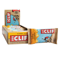 CLIF BAR CARROT CAKE 2.4 OZ BAR