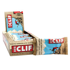 CLIF BAR WHITE CHOCOLATE MACADAMIA NUT 2.4 OZ BAR