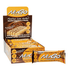 NUGO PEANUT BUTTER PROTEIN BAR 1.76 OZ