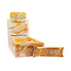 NUGO ORANGE SMOOTHIE PROTEIN BAR 1.76 OZ