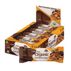 NUGO ORGANIC DARK CHOCOLATE ALMOND PROTEIN BAR 1.76 OZ