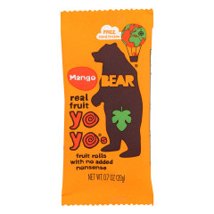 BEAR MANGO REAL FRUIT YOYO'S 0.7 OZ