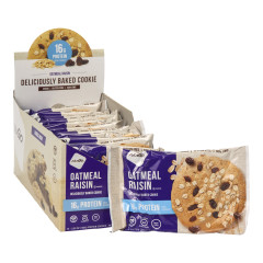 NUGO OATMEAL RAISIN PROTEIN COOKIE 3.53 OZ