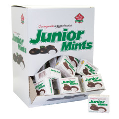JUNIOR MINTS 0.5 OZ  BOX