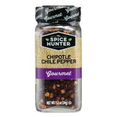 SPICE HUNTER CRUSHED CHIPOTLE CHILE PEPPER 1.2 OZ
