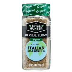 SPICE HUNTER ORGANIC ITALIAN SEASONING 0.4 OZ