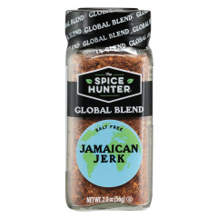 SPICE HUNTER SALT FREE JAMAICAN JERK 2 OZ