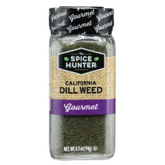 SPICE HUNTER CALIFORNIA DILL WEED LEAVES 0.5 OZ
