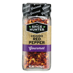 SPICE HUNTER CRUSHED RED CHILE PEPPER 1.3 OZ