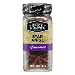 SPICE HUNTER WHOLE STAR ANISE 0.6 OZ