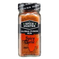 SPICE HUNTER SPICY GARLIC RUB 2 OZ