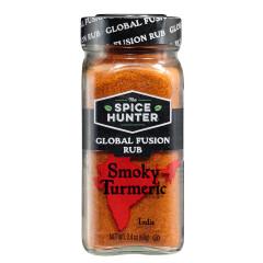 SPICE HUNTER SMOKY TUMERIC RUB 2.4 OZ