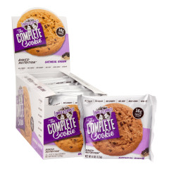 LENNY & LARRY'S COMPLETE OATMEAL RAISIN COOKIE 4 OZ