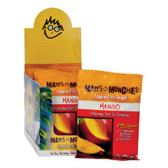 MATT'S MUNCHIES MANGO 1 OZ