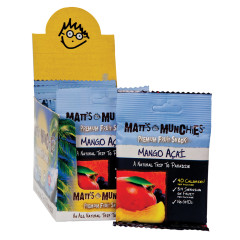 MATT'S MUNCHIES MANGO ACAI 1 OZ