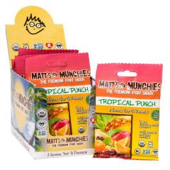 MATT'S MUNCHIES TROPICAL PUNCH 1 OZ