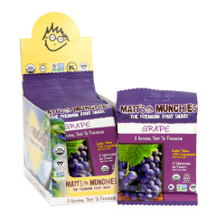 MATT'S MUNCHIES GRAPE 1 OZ