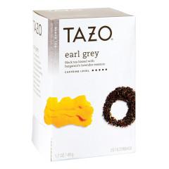 TAZO EARL GREY TEA 20 CT BOX