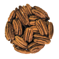 JUNIOR RAW MAMMOTH PECAN HALVES